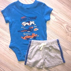 ⭐️ 3 Month Outfit